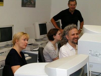 Service-Vertrieb-Büro